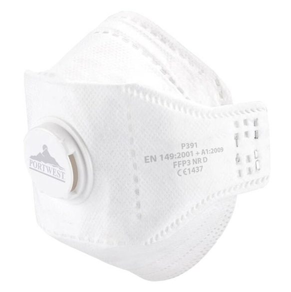 Image of a FFP3 rated dust mask