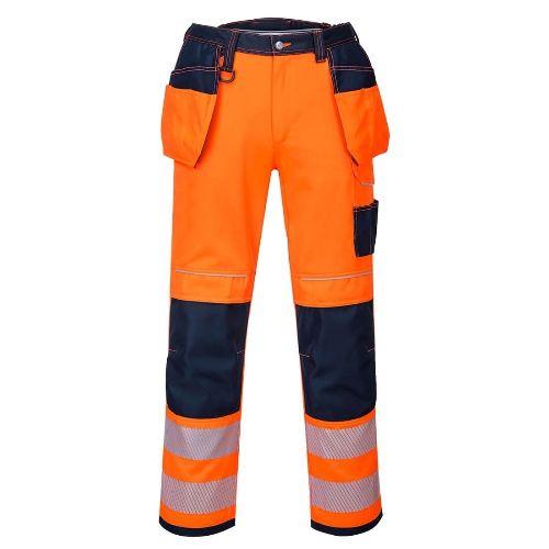 Portwest PW3 Hi-Vis Holster Work Trouser