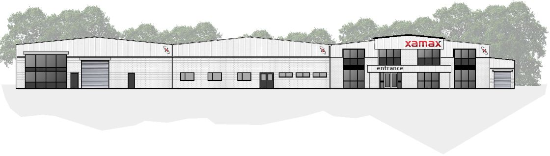 Xamax Workwear and PPE Facility in Wakefield