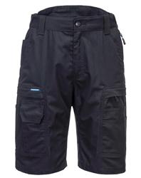 KX3 Workwear Shorts in Black