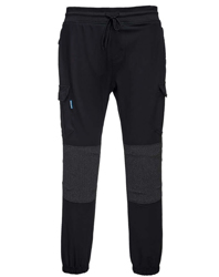 KX3 Flexi-Trouser in BLACK