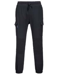 KX3 Flexi-Trouser in METAL GREY