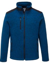 Performance Fleece in PERSIAN BLUE