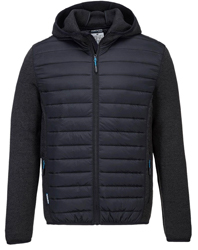 KX3 Baffle Jacket in BLACK