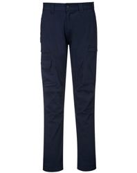 KX3 Slim-Fit Cargo Pants in DARK NAVY