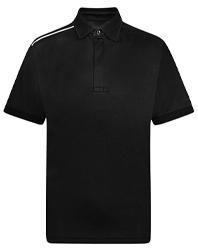 KX3 Polo Shirt in BLACK