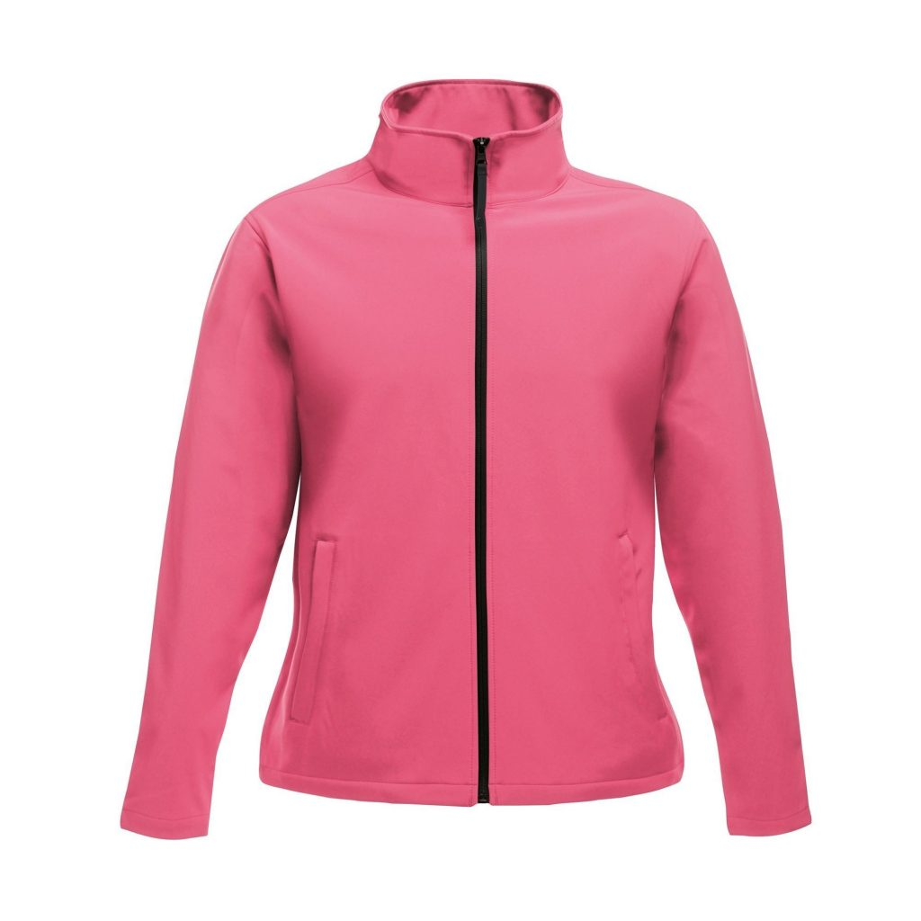 Pink Softshell Jacket