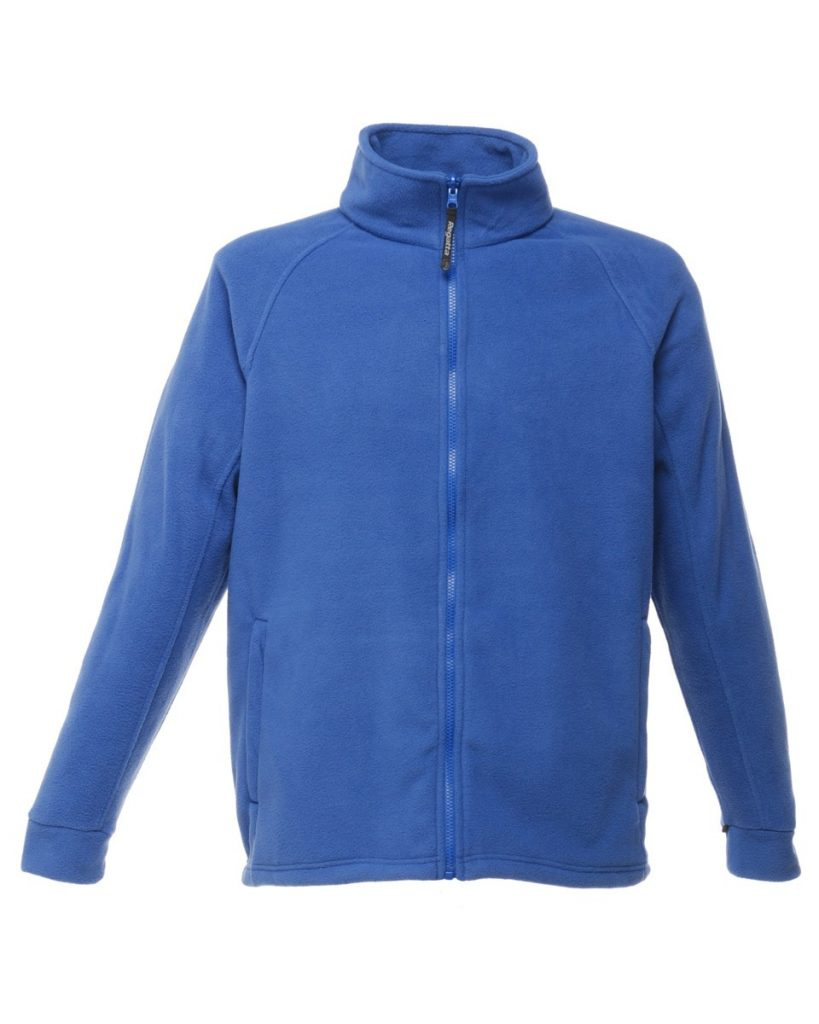 Blue Fleece Jacket