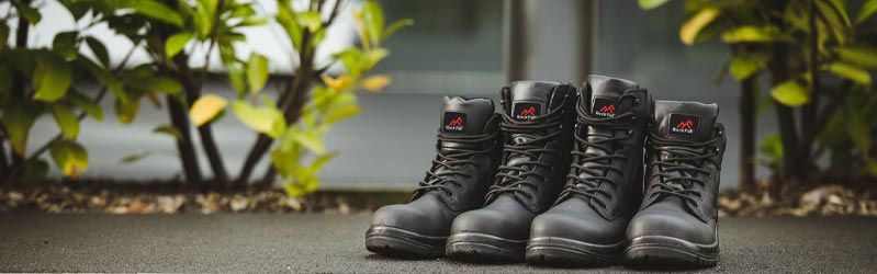 Safety Boots and Shoes