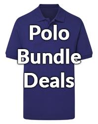 Polo Shirt Bundles