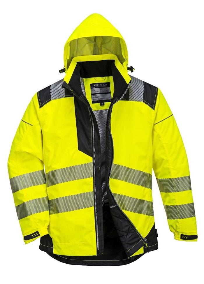 T400 Winter Hi-Vis Jacket