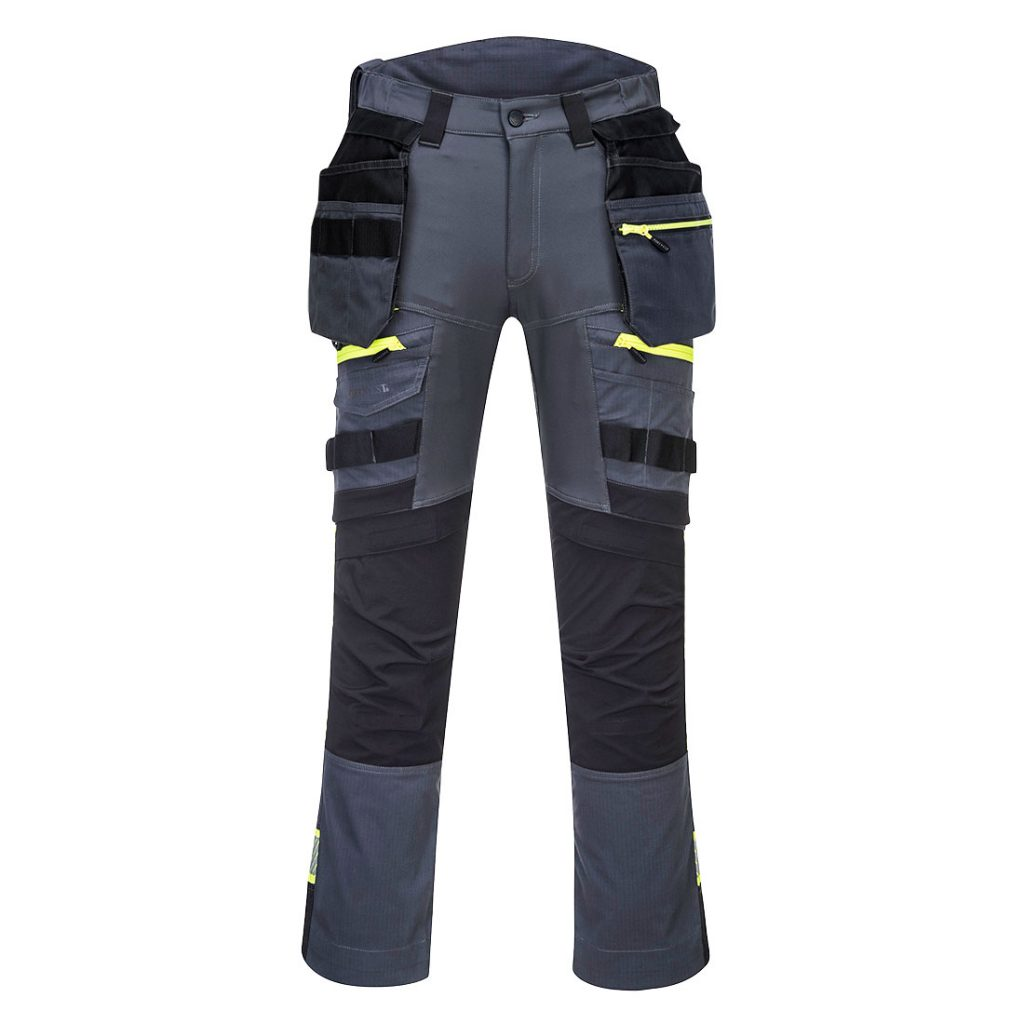 DX4 Holster trousers - Metal Grey