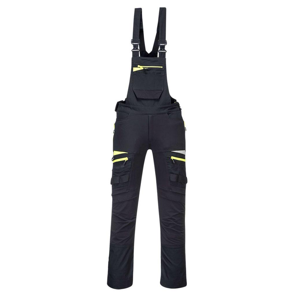 DX4 overalls - Black