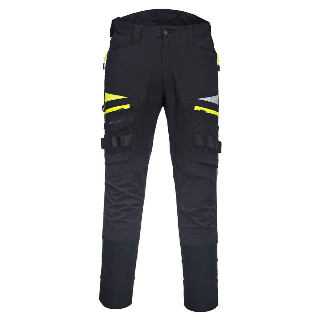 DX4 Workwear Trousers - Black