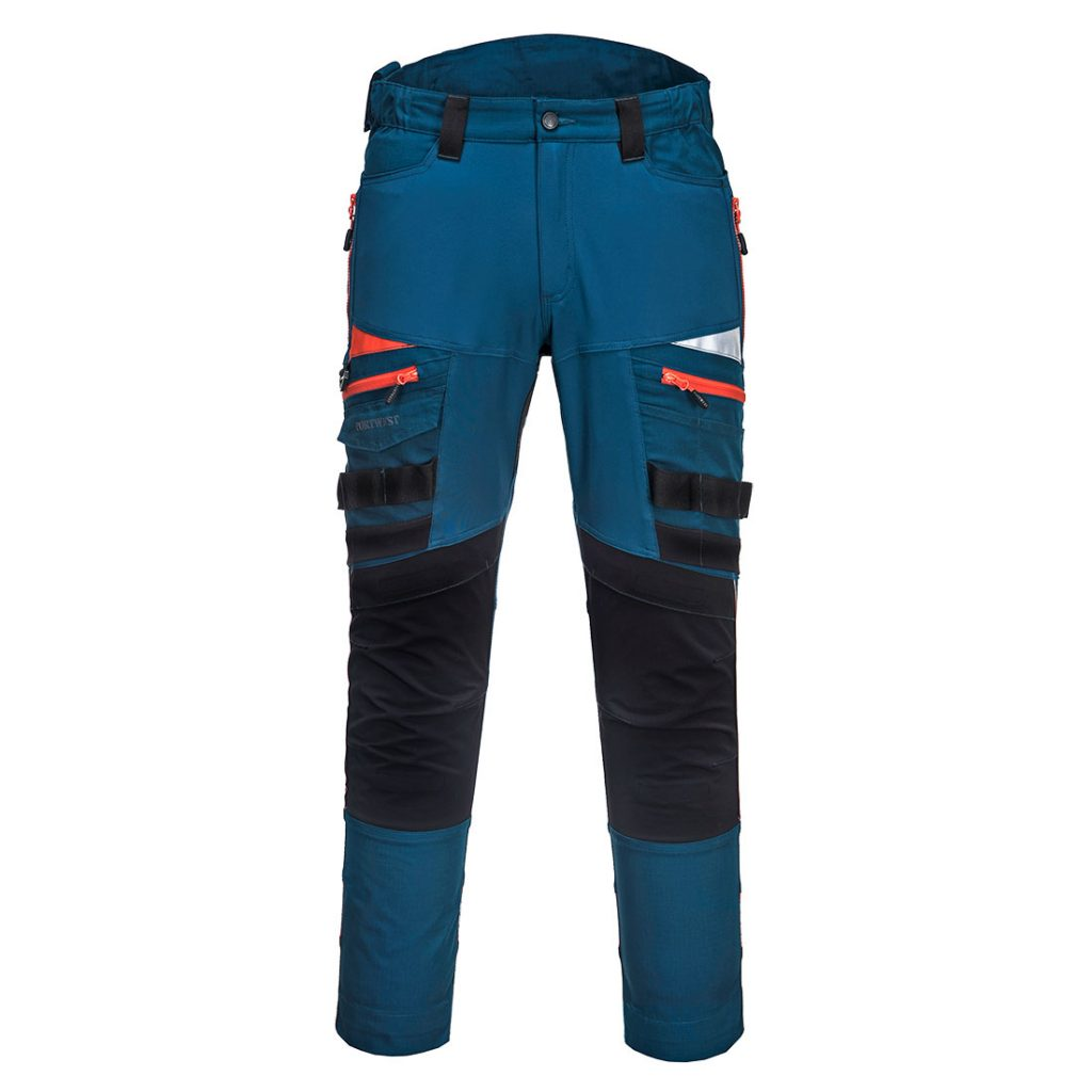 DX4 Workwear Trousers - Metro Blue