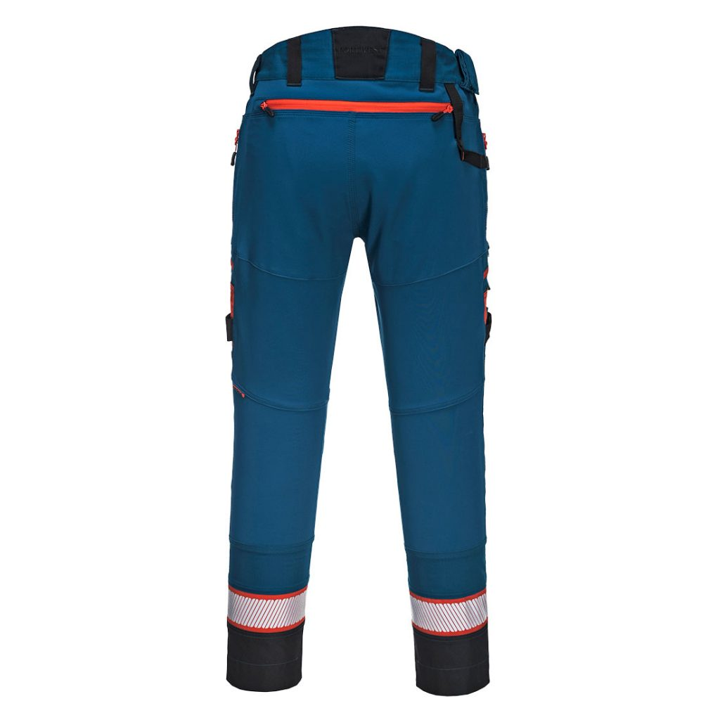 DX4 Workwear Trousers - Back View