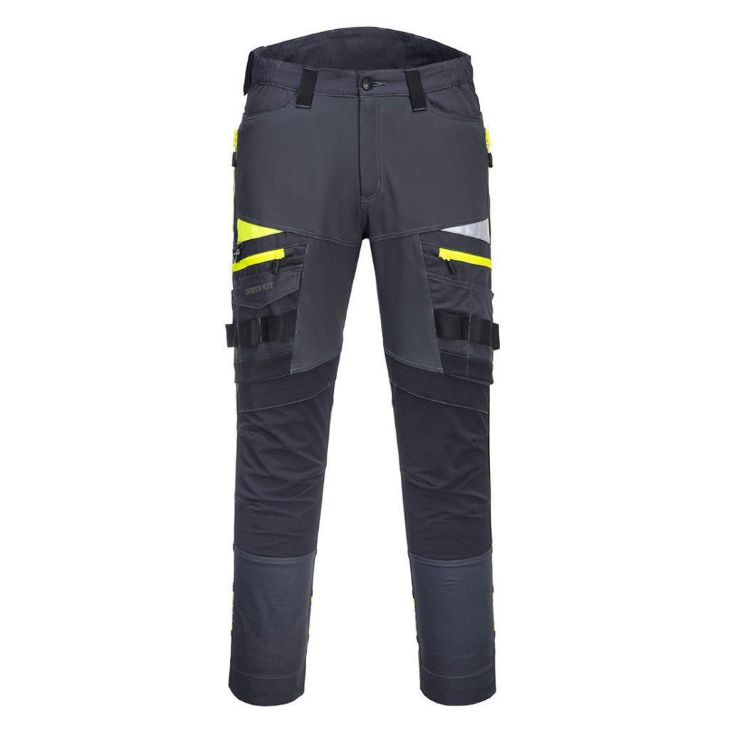 DX4 Workwear Trousers - Metal Grey