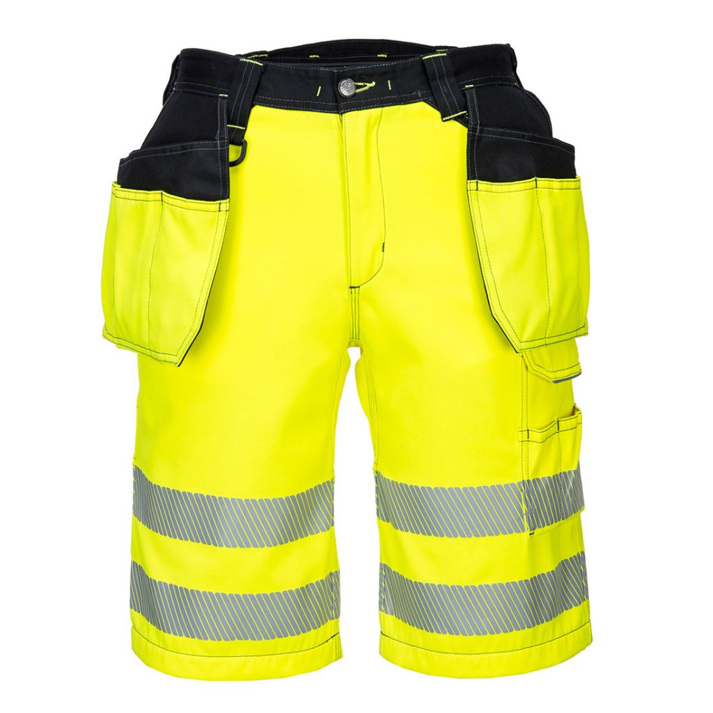 PW343 - Hi Vis yellow