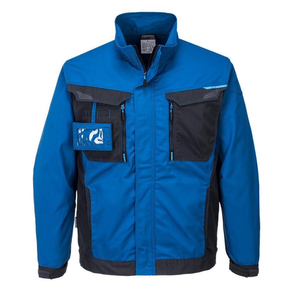 T703 Work Jacket Blue