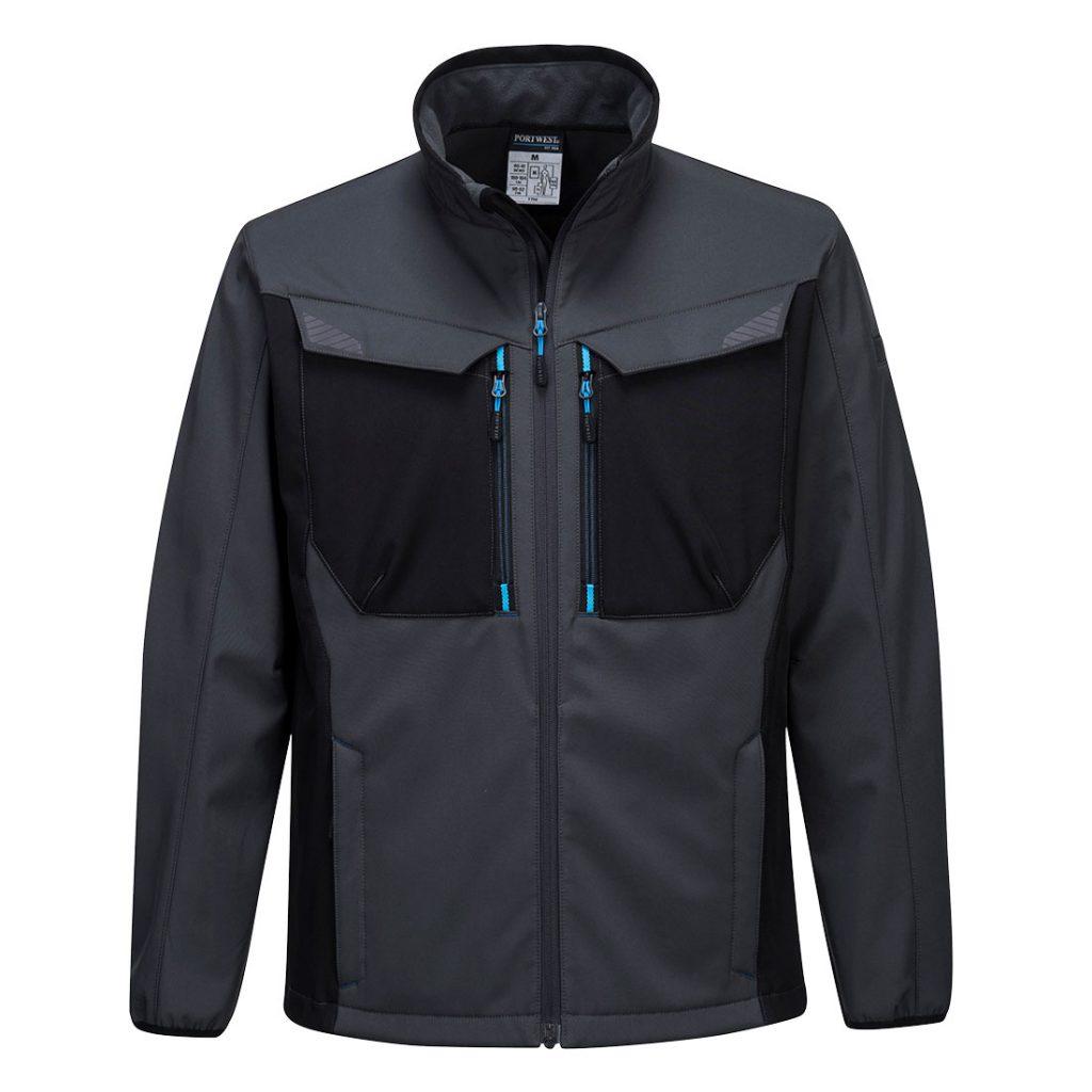 T750 Softshell Jacket Grey